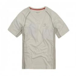 Fast Dri Silver Duo T Shirt