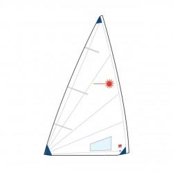 Vela Radial Homologada Laser