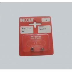 Tuerca inox M4